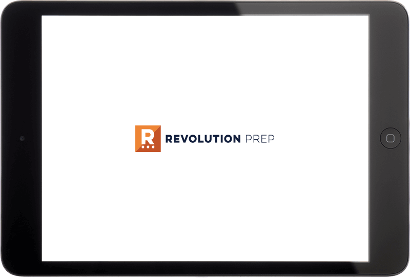 Revolution Prep Free Ipad
